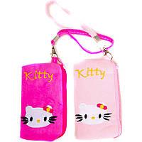"""Кошелечек детский для мобильника 2005 """"Hello Kitty"""""""