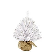 Ель искусственная 0,45 м белая Rainer Triumph Tree Edelman