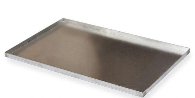 Противень производственный из черного металла(350Х300Х10)