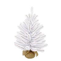 Ель искусственная 0,6 м белая Rainer Triumph Tree Edelman