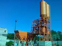 Бетонный завод СБ-145-12