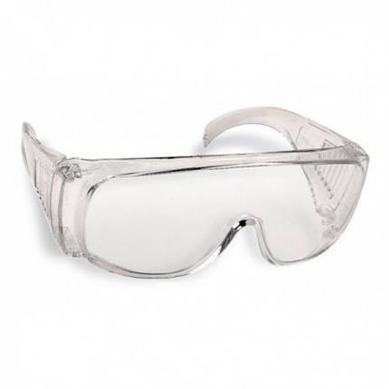 Очки защитные 7-014 (прозрачные), фото 2