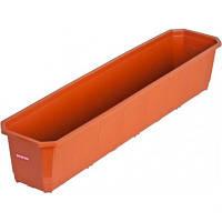 Балконный ящик для цветов 80см