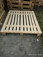 Поддон деревянный вторичный 1350х1150