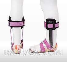 Дитячий Ортопедичний Апарат на голеностоп і сандалем ERH 71 Ortho Ankle Brace AFO/DAFO