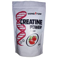 Креатин Creatine Power (500 г) Vansiton