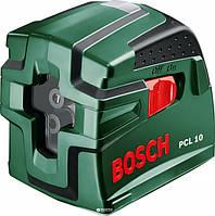 Лазерный нивелир Bosch PCL 10 БД