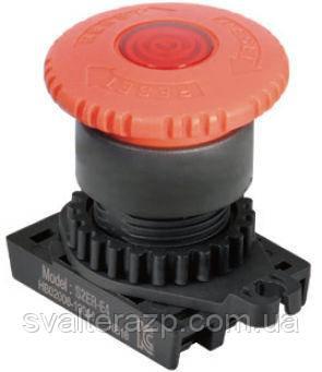 Аварийный выключатель с подсветкой