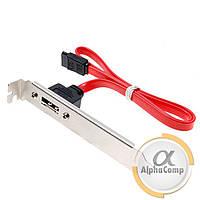 Кабель SATA to eSATA Plate Adapter