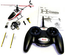 Вертолёт 4-к микро р/у 2.4GHz Xieda 9958, фото 2