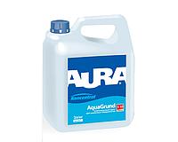Грунтовка-концентрат AURA KONSENTRAT AQUAGRUND влагоизоляционная 3л