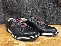 Мужские туфли из натуральной кожи Gest 7/6BL