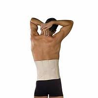 Ортопедический корсет с 4-мя модулируемыми ребрами и крестообразной стяжкой