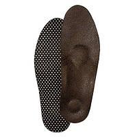 Ортопедические стельки для закр. и спорт. обуви мужс. СТ-111