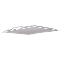 Офисный потолочный светодиодный светильник LEDISON А66 595х595 мм