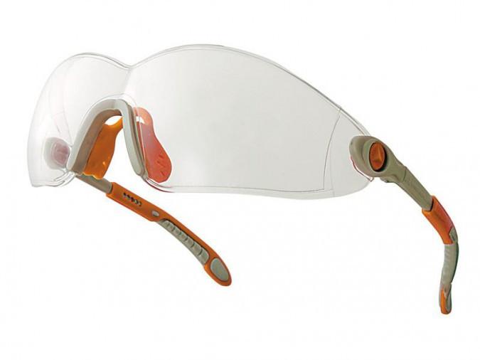 Очки защитные слесарные ЕВРО (прозрачные)
