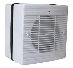 Побутовий вентилятор Systemair BF-W 100A WINDOW FAN