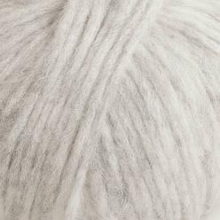 Пряжа Дропс єйр, цвет 03 Pearl grey