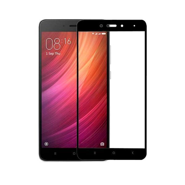 Защитное стекло 3D для Xiaomi Redmi 4x (Black)
