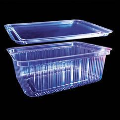 Упаковка  для салатов, кулинарии 1кг(1000мл) 1000