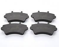 Дисковые тормозные колодки (передние) на Renault Master II 01->2010 - Auto-Standart (Украина) - AST613