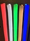 Светодиодный гибкий неон 3528/120led IP68 12V зеленая, фото 3