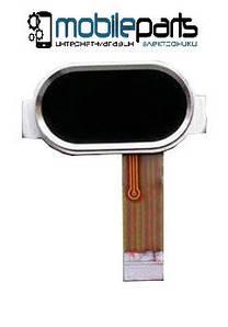 Оригинальный Шлейф для Meizu M2 | M2 Mini с кнопкой меню (Черный)