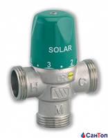 """Трехходовой термостатический смесительный клапан WATTS MMV-S 1"""" с фитингом 1"""" НР"""