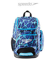 Большой рюкзак Speedo Teamster Large 35L (Caged Blue), фото 1