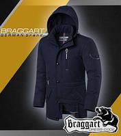 Braggart Dress Code 17275 | Зимняя куртка темно-синяя