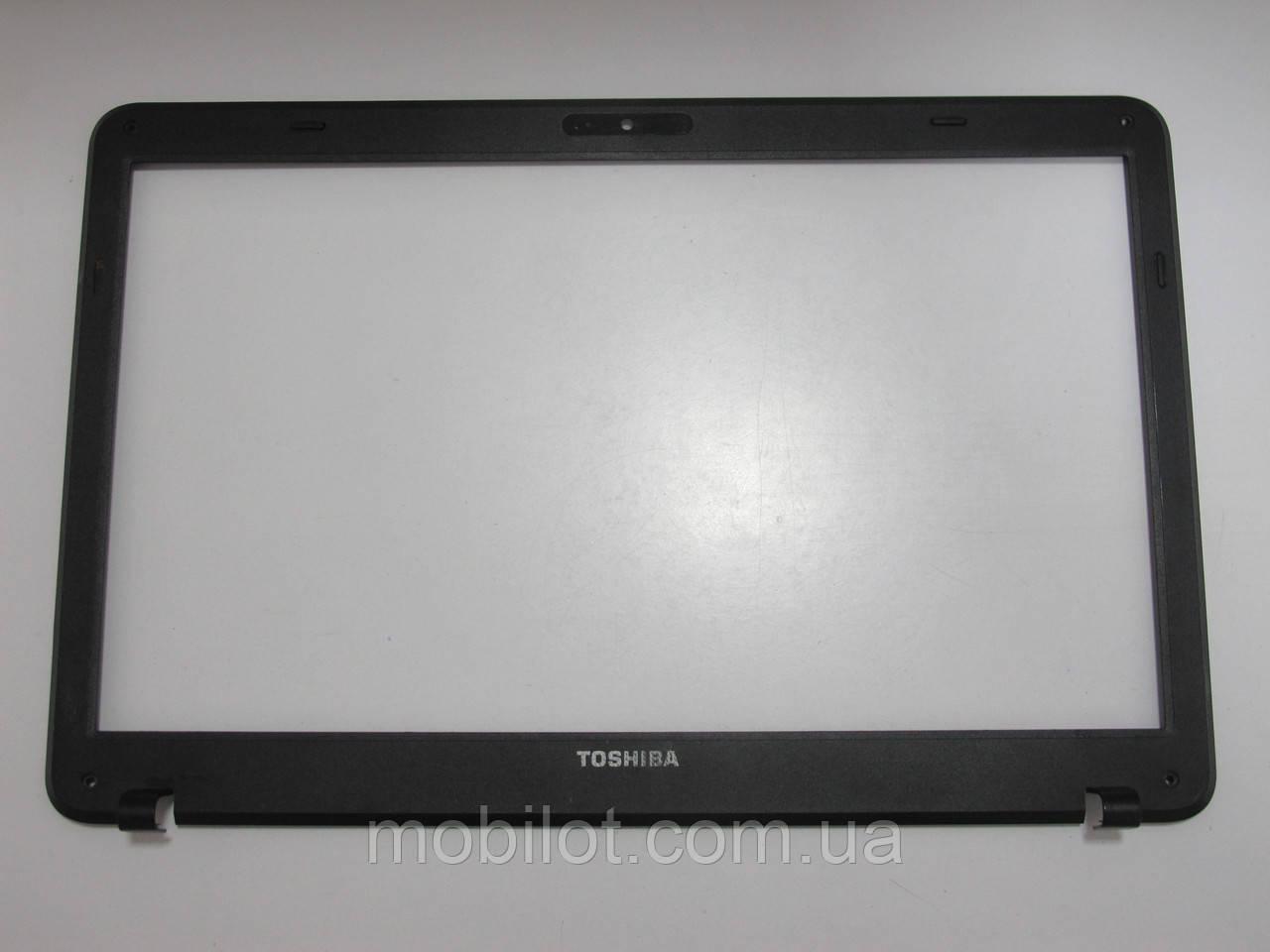 Часть корпуса (Рамка) Toshiba C650 (NZ-5006)
