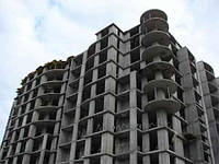 Возведение монолитно-каркасных зданий