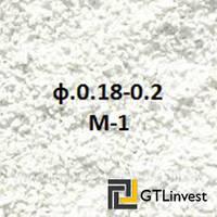 Мраморная крошка супер белая ф.М1 0.18-0.2