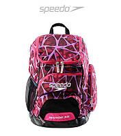 Большой рюкзак Speedo Teamster Large 35L (Caged Pink), фото 1