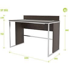 Письменный Стол (Стол для Ноутбука) Aluint Study 201, фото 2