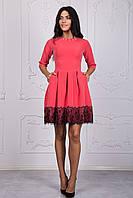Качественное расклешенное женское платье оптом и в розницу