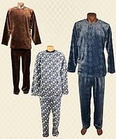 TM Dresko Пижама мужская рваная махра (93084)