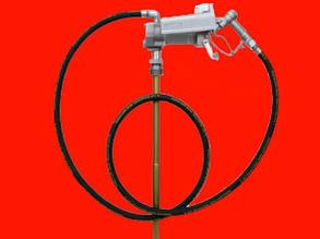 Электрический насос 12В Groz 44040 FPM-12 для перекачки бензина и дизтоплива