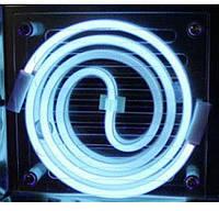 Запасная уф лампа в виде спирали 12 Вт для гибридных ламп