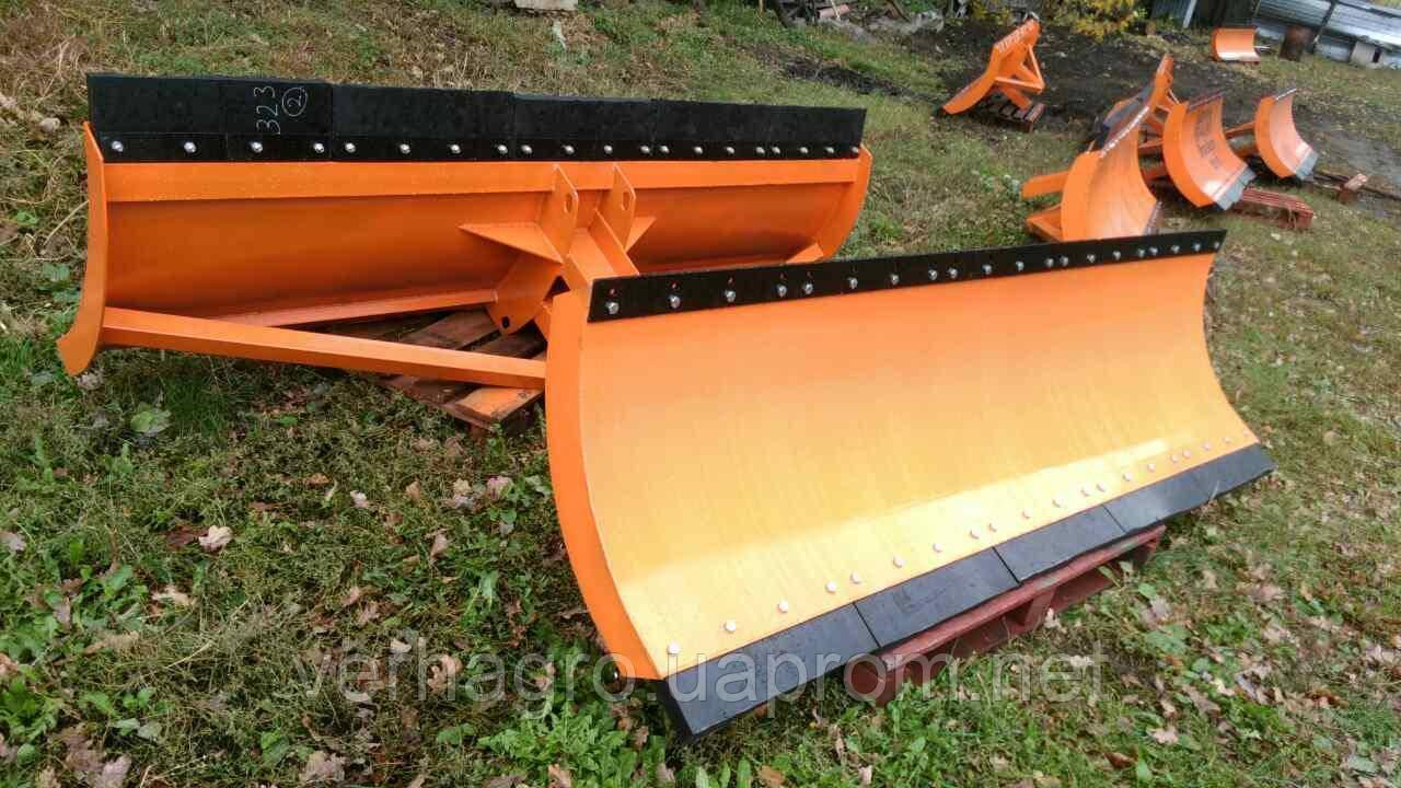 Снегоуборочный отвал двухсторонний механический