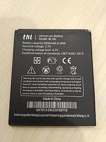Аккумулятор BL-06 для THL T6S, THL T6 Pro