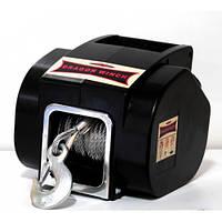 Лебедка электрическая переносная DRAGON WINCH 5000 DWP, 2265 кг