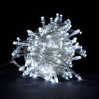 Гирлянда LED 100 белый