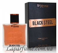 10 Avenue Black Steel