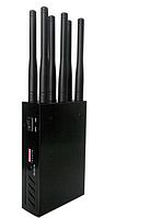 ГЛУШИЛКА ПОРТАТИВНАЯ КОБРА GPS,DCS,GSM,CDMA,WIFI,3G ДО 20