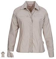 Рубашка, жилет, тенниска  3 в 1 женская с уникальными свойствами с для активного отдыхаTRESPASS Duoskin rayon