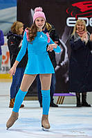 Платье Ice Princess c крылышками (на резинке)