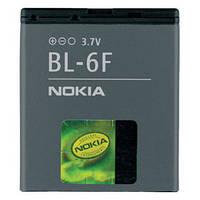 Аккумулятор АКБ Нокиа BL-6F (N95 8gb, N78, N79)