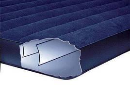 Надувной матрас Intex 68757 (99х191х22 см.) / Односпальный / Синий, фото 2