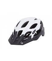 Шлем Green Cycle Enduro черно-белый матовый